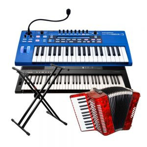 Instrumentos de Teclas